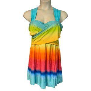 Unbranded Multicolor 2-pc. Swimsuit 2xl